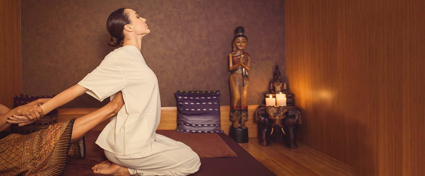Corso di massaggio thailandese