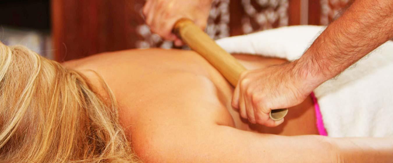 Corso di bamboo massage